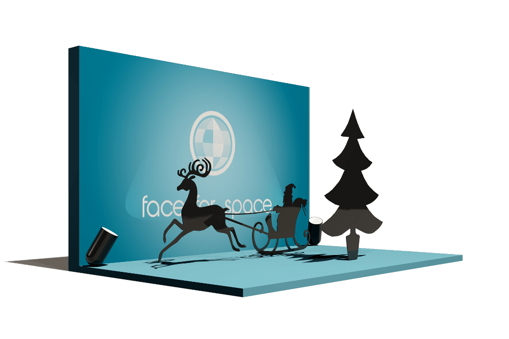 Оформление новогодней фотозоны заказать в Спб цена, фотозона на новый год для корпоратива на заказ